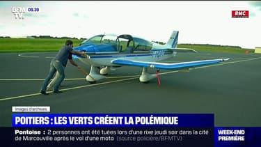 La mairie de Poitiers supprime les subventions aux aéroclubs de la ville