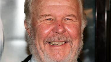 L'acteur américain Ned Beatty en 2007.