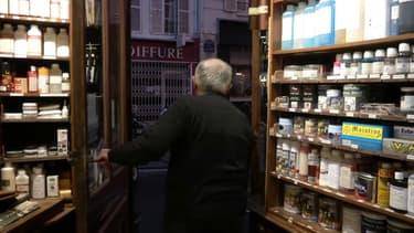 Patrick Masson a réussi à revendre sa boutique parisienne, mais son cas ne représente pas la norme.