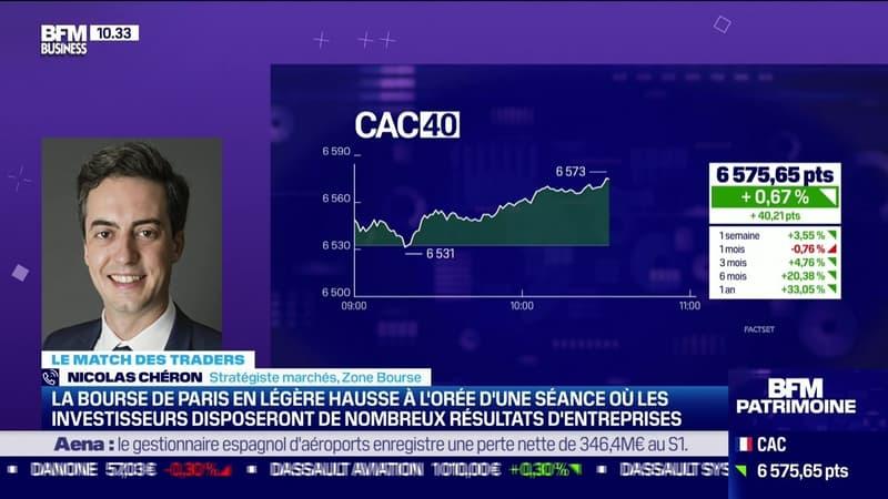 Le Match des traders : Nicolas Chéron VS Jean-Louis Cussac - 28/07