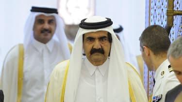 Cheikh Hamad ben Khalifa Al-Thani