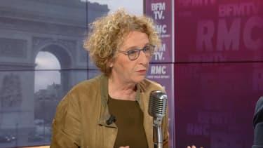 Muriel Pénicaud était l'invitée de Jean-Jacques Bourdin ce mardi sur RMC et BFMTV.