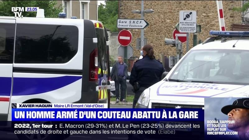 Homme abattu dans le Val-d'Oise: le maire d'Ermont affirme que