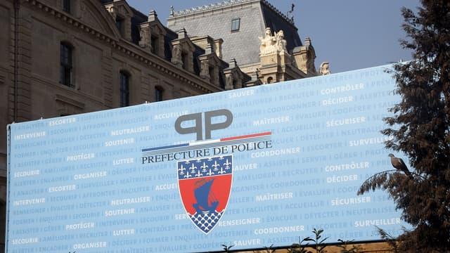 La préfecture de police de Paris