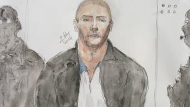 Mehdi Nemmouche a été condamné à une peine de réclusion criminelle à perpétuité.