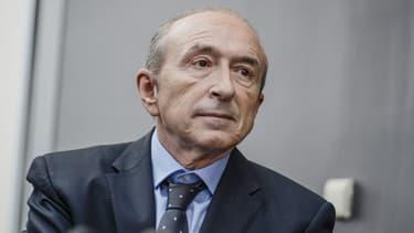 Gérard Collomb, élu maire de Lyon pour un troisième mandat.