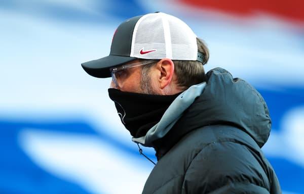 Jürgen Klopp, entraîneur de Liverpool, à Londres le 19 décembre 2020