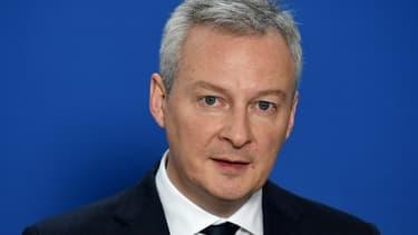 """Lors d'une audition au Sénat, le ministre des Finances, Bruno Le Maire, a souhaité faire """"le plus possible"""" pour se rapprocher des 3%, en ce qui concerne le déficit public."""