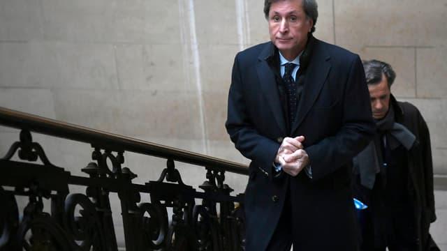 Patrick de Carolis, ancien patron de France TV.