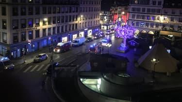 Des policiers ont échangé des coups de feu avec le tueur présumé de Strasbourg.
