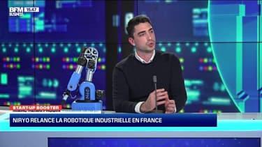 Niryo relance la robotique industrielle en France - 20/02