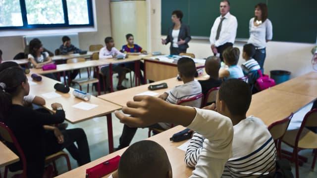 Selon un sondage, 60% des Français affirment soutenir la journée de mobilisation des enseignants contre la réforme du collège.