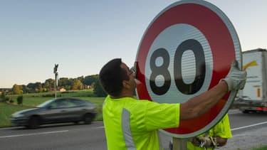 Le gouvernement a publié cette semaine le rapport sur les tests de la baisse de la vitesse à 80km/h, réalisés pendant 2 ans.