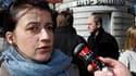 Cécile Duflot, responsable des Verts, a annoncé que des régions présidées par Europe Ecologie ne feraient plus appel aux services de banques possédant des filiales dans les paradis fiscaux, comme les quatre banques du CAC 40. /Photo prise le 8 mars 2010/R