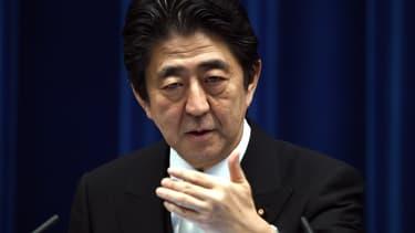 Shinzo Abe, le Premier ministre japonais, peine à relancer l'économie du pays.