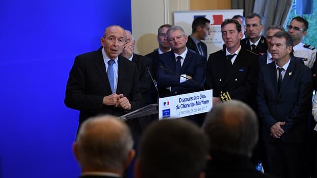 Gérard Collomb lance la concertation sur la police du quotidien