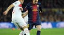 Lionel Messi face à Alex