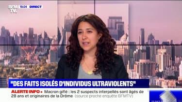 Emmanuel Macron giflé: le profil des deux hommes de 28 ans placés en garde à vue