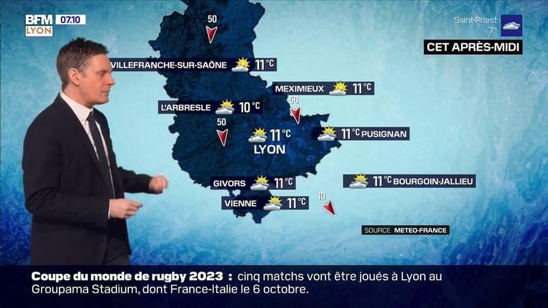 Météo à Lyon du 27 février: beaucoup de nuages ce matin, quelques éclaircies dans l'après-midi et des températures en baisse