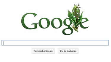 Google célèbre le 1er mai.