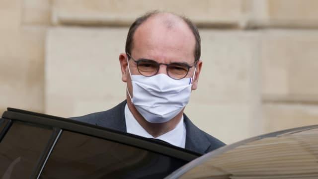 Le Premier ministre Jean Castex, le 7 octobre 2020 à Paris