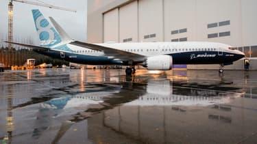Le 737 MAX est sorti d'usine.