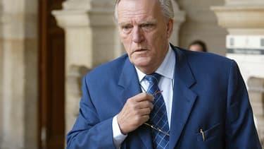 Le baron Empain en 2003.
