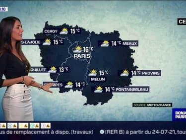 Météo Paris Ile-de-France: quelques éclaircies avant l'arrivée des orages ce lundi après-midi