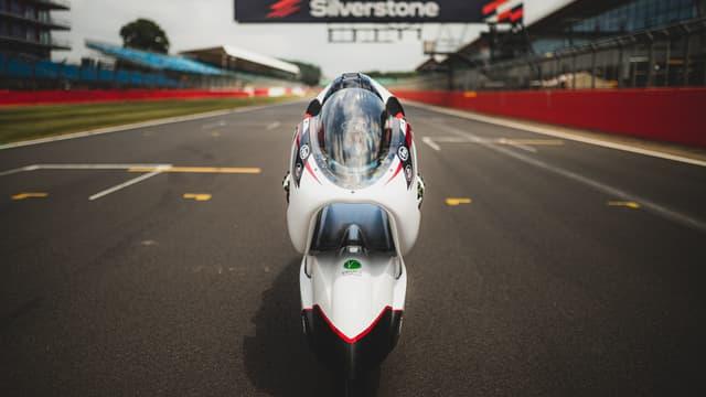 La WMC250EV de White Motorcycle effectuera ses essais en Bolivie en 2022. Son but: dépasser les 400 km/h