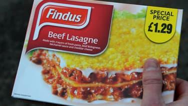 La présence de viande chevaline dans les lasagnes Findus ne serait pas accidentelle.