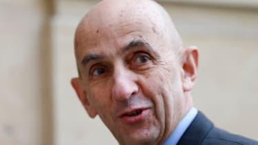 Louis Gallois s'est présenté à Matignon ce lundi, pour remettre son rapport à Jean-Marc Ayrault.