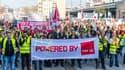 """Réclamant des augmentations de salaire, les fonctionnaires allemands ont participé à des """"grèves d'avertissement"""". (image d'illustration)"""