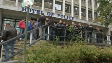 La garde des vues des cinq policiers, impliqués dans la mort d'un forcené, a été levée.