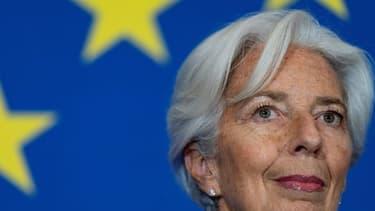 La pression est sur les épaules de Christine Lagarde
