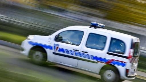 Un véhicule de police municipale - Image d'illustration