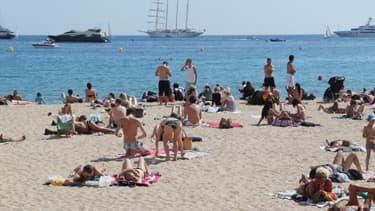 Sur la plage de Cannes, les burkini seront désormais interdits.