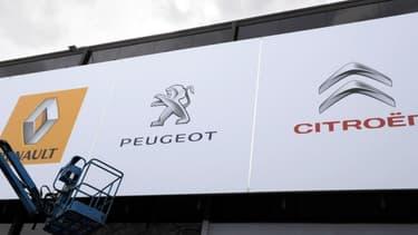 Les marques françaises ont tiré l'ensemble des ventes automobiles en France
