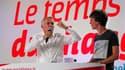 """Invité par les jeunes du PS à l'université d'été de La Rochelle, Jean-Marc Ayrault a appelé samedi les socialistes à la mobilisation pour """"réussir le changement"""" et expliqué qu'il ne voulait pas, par une précipitation excessive, être contraint de devenir"""