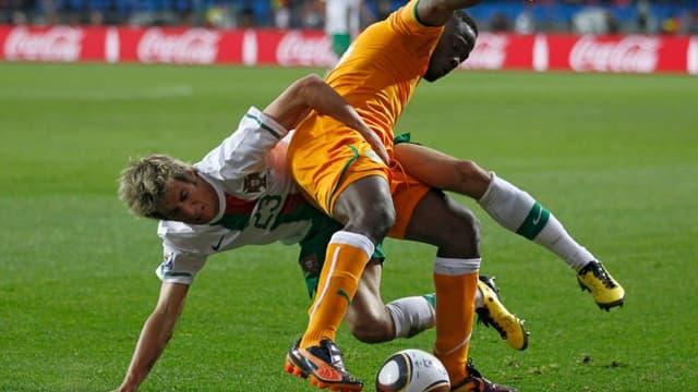 Les Ivoiriens d'Aruna Dindane sont éliminés de la Coupe du monde