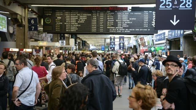 Les travaux de rénovation de la gare Montparnasse vont débuter au printemps.