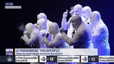 """Scène sur Seine: Le phénomène """"Vocapeople"""""""