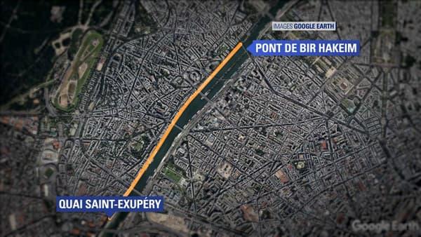 A partir du 24 juillet, cet axe sera fermé à la circulation.