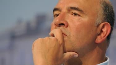 Pierre Moscovici, le ministre de l'Economie, optimiste ce 17 décembre sur un accord européen