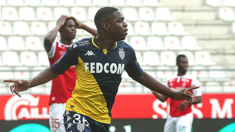 Ligue 1 en direct: Monaco assure l'essentiel à Reims et reprend la 3e place