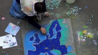 """François Hollande estime que ce texte est un début pour lutter """"contre le dumping social""""."""