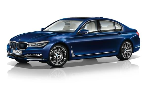 La Série 7 Individual The Next 100 years sera limitée à 100 exemplaires, pour célébrer le centenaire de BMW.