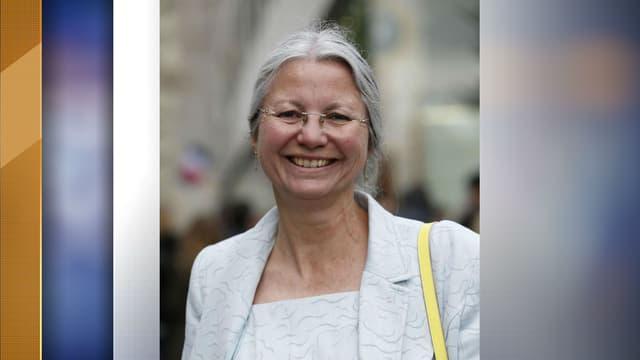Agnès Thill, députée LaREM de l'Oise.