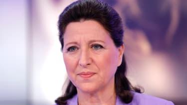 Agnès Buzyn, candidate LaREM aux municipales à Paris