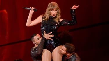 Taylor Swift sur scène