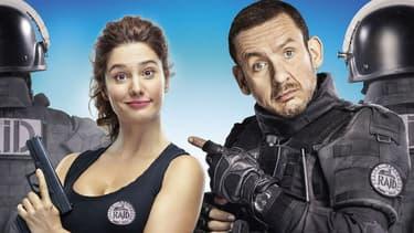 Avec 4,6 millions de spectateurs, Raid Dingue arrive en tête du box-office français en 2017.